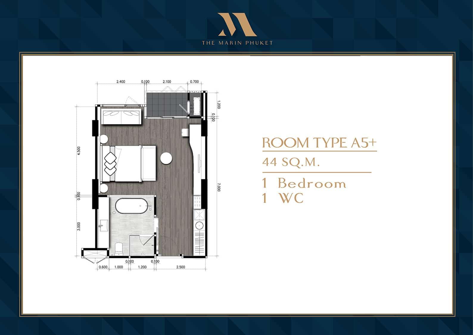 Изображение плана этажа